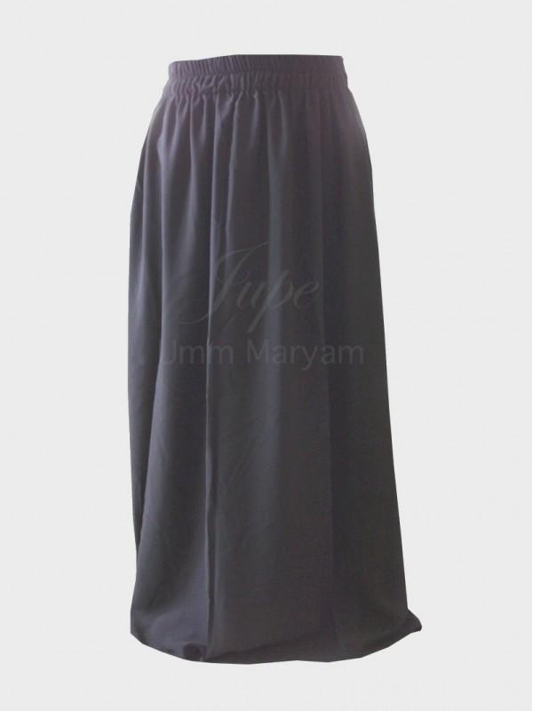 Jupe Umm Maryam Gris Souris