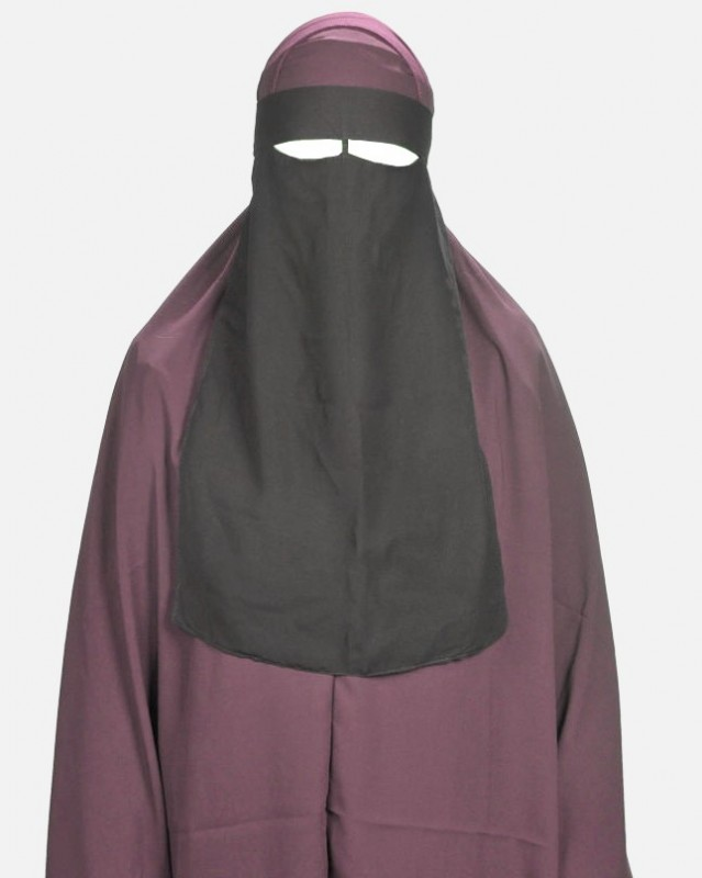 Niqab One Layer