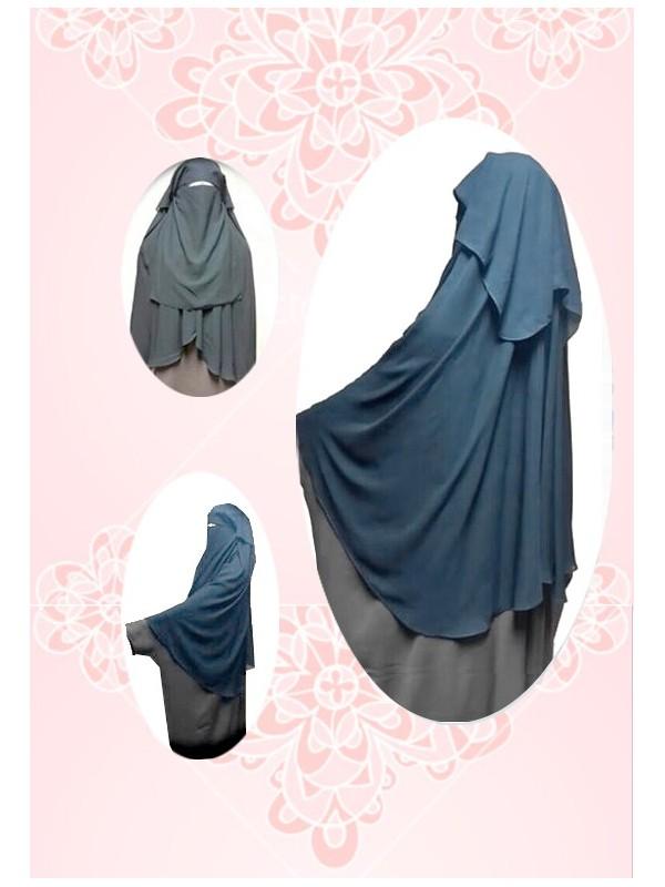 Sitar niqab cape Al Khaligy