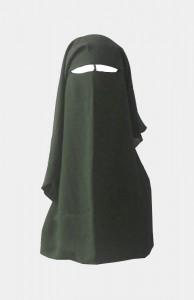 Niqab / Sitar El Khaligy 3 layers