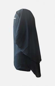 Sitar niqab 3 voiles Al Khaligy