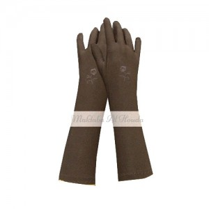Long color Gloves