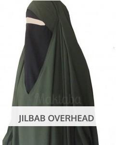 Jilbab Saoudien Ouvert au cou